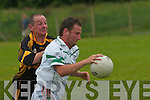 Clounmacon v Ballyduff  in their CountyLeague Division Five match on Sunday.