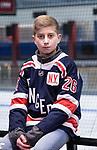 Ice Hockey Bar Mitzvah Portraits<br /> Ethan's Kol Ami Bar Mitzvah<br /> At Rye Playland