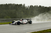 11th July 2020; Styria, Austria; FIA Formula One World Championship 2020, Grand Prix of Styria qualifying sessions;  26 Daniil Kvyat RUS, Scuderia AlphaTauri Honda, Spielberg Austria