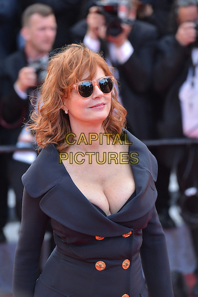Susan Sarandon at the &acute;Money Monster` screening during The 69th Annual Cannes Film Festival on May 12, 2016 in Cannes, France.<br /> CAP/LAF<br /> &copy;Lafitte/Capital Pictures