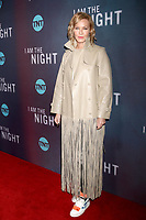 "LOS ANGELES - JAN 24:  Connie Nielsen at the ""I Am The Night"" Premiere Screening at the Harmony Gold Theater on January 24, 2019 in Los Angeles, CA"