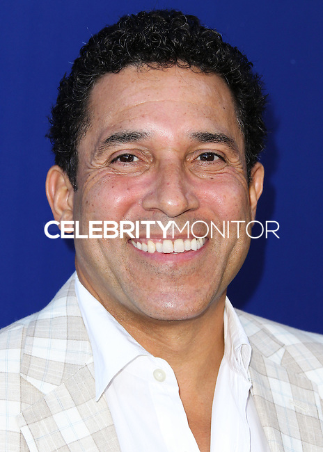 LAGUNA BEACH, CA, USA - AUGUST 16: Oscar Nunez arrives at the 7th Annual Oceana's Annual SeaChange Summer Party on August 16, 2014 in Laguna Beach, California, United States. (Photo by Xavier Collin/Celebrity Monitor)