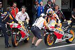 IVECO DAILY TT ASSEN 2014, TT Circuit Assen, Holland.<br /> Moto World Championship<br /> 29/06/2014<br /> Races<br /> dani pedrosa<br /> RME/PHOTOCALL3000