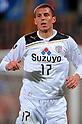Kaito Yamamoto (S-Pulse), MARCH 5, 2011 - Football : 2011 J.LEAGUE Division 1,1st sec between Kashiwa Reysol 3-0 Shimizu S-Pulse at Hitachi Kashiwa Stadium, Chiba, Japan. (Photo by Jun Tsukida/AFLO SPORT) [0003]