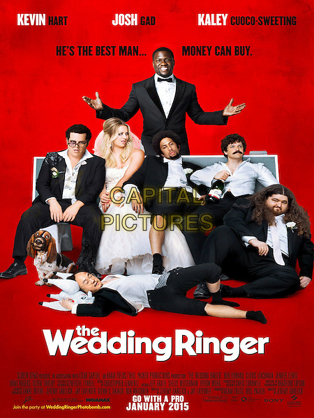 POSTER ART<br /> in The Wedding Ringer (2015)<br /> *Filmstill - Editorial Use Only*<br /> CAP/NFS<br /> Image supplied by Capital Pictures