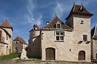Europe/France/Midi-Pyrénées/46/Lot/Espédaillac: Vieille demeure
