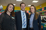 Dealz Fonthill Road .   Stephnaie Phelan , Ian Kendellen Store Manager and Ana Bakauca  (Staff)