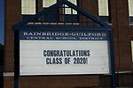 Bainbridge - Guilford Graduation 2020