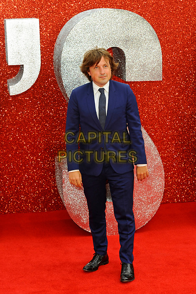 LONDON, ENGLAND - JUNE 13: Daniel Pemberton attending 'Ocean's 8' UK Premiere at Cineworld, Leicester Square on June 13, 2018 in London, England.<br /> CAP/MAR<br /> &copy;MAR/Capital Pictures