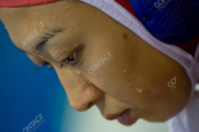 Women's Water Polo, preliminaries, USA vs. China Yingdong Natatorium, Summer Olympics, Beijing, China, August 11, 2008