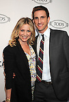 BEVERLY HILLS, CA. - April 15: Jessica Capshaw and Christopher Gavigan arrive at the Diego Della Valle Cocktail Celebration Honoring Tod's Beverly Hills Boutique on April 15, 2010 in Beverly Hills, California.