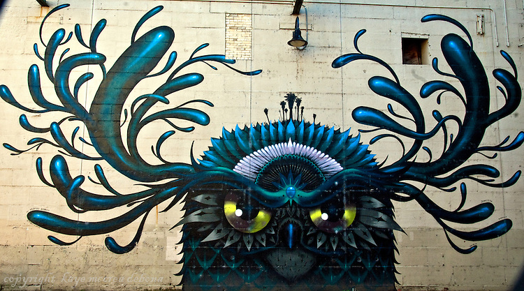 Street Art - Richmond,, VA