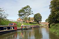 Kennet & Avon Canal Devizes Wiltshire..©shoutpictures.com..john@shoutpictures.com.