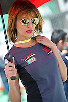 2016 FIM Superbike World Championship, Round 05, Imola, Italy, 29 April - 1 May 2016, Honda Grid Girls