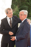 French Ambassador in Spain  Yves Saint-Geours ;Rafael Anson Oliart