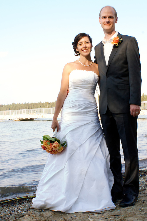Kendra and Jason married at Clear Lake, Riding Mountain National Park, Manitoba in the summer of 2010.