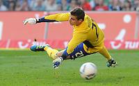 FUSSBALL   1. BUNDESLIGA   SAISON 2011/2012    8. SPIELTAG Hannover 96 - SV Werder Bremen                             02.10.2011 Torwart Sebastian MIELITZ (Bremen)