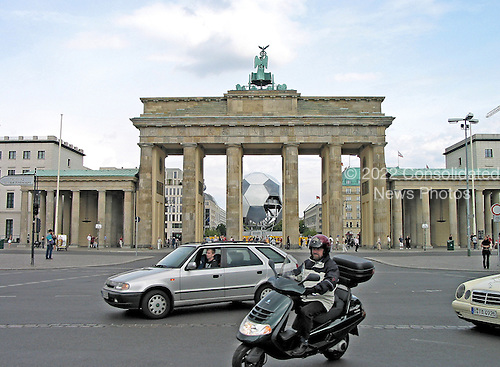 Berlin, Germany, Tuesday, August 26, 2003.