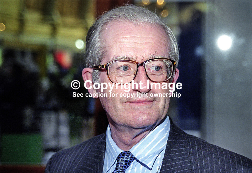 Lord Annaly, 6th Baron, aka Luke White, Conservative Hereditary Peer, UK, 199910037.<br />
