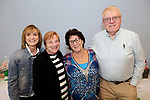 Bristol, CT- 06 June 2017-060617CM16- Lianne Fuller, Nancy Humiston, Joan Gibbons and Bruce Humiston all from Cheshire are photographed during the annual Brian Gibbons Memorial Golf Tournament at the Chippanee Golf Club in Bristol on Tuesday.  Christopher Massa Republican-American