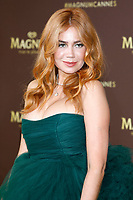 Palina Rojinski attending the 'Magnum x Rita Ora' Party during the 72nd Cannes Film Festival on May 16, 2019 in Cannes, France