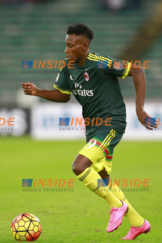 Nnamdi Oduamadi Milan,  <br /> Bari 24-11-2015 Stadio San Nicola <br /> Football Calcio Trofeo San Nicola 2015 Bari - Milan<br /> Foto Cesare Purini / Insidefoto