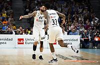 2019.04.19 EuroLeague Real Madrid Baloncesto VS PAO