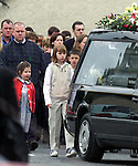 Ardee Funeral..Picture Paul Mohan Newsfile.NO BYLINE