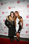 Lori Michaels and Gigi Lopez  ATTEND OXYGEN'S BAD GIRLS CLUB MIAMI SEASON FINALE RED CARPET EVENT