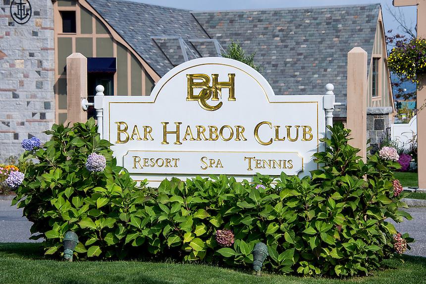 Bar Harbor Club, Bar Harbor, Maine, USA