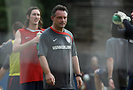 05 September 2008: U.S. Assistant Coach Peter Nowak (POL). The United States Men's National Team held a training session at Estadio Nacional de Futbol Pedro Marrero in Havana, Cuba in preparation for their 2010 FIFA World Cup Qualifier against Cuba the next day.
