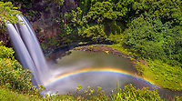 Wailua Falls Rainbow
