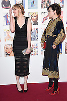 Sophie Dahl and Jasmine Guinness<br /> arrives for the Vogue 100 Gala Dinner held in Kensington Gardens, London.<br /> <br /> <br /> ©Ash Knotek  D3122  23/05/2016