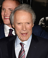 BURBANK, CA - FEBRUARY 05: Director/Producer Clint Eastwood arrives at the premiere of Warner Bros. Pictures' 'The 15:17 To Paris' at Warner Bros. Studios, SJR Theater on February 5, 2018 in Burbank, California.<br /> CAP/ROT/TM<br /> &copy;TM/ROT/Capital Pictures