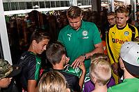 GRONINGEN - Voetbal, Opendag FC Groningen, seizoen 2018-2019, 05-08-2018, FC Groningen doelman Segio Padt