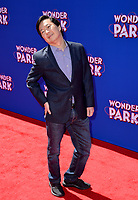 LOS ANGELES, CA. March 10, 2019: Ken Jeong at the premiere of &quot;Wonder Park&quot; at the Regency Village Theatre.<br /> Picture: Paul Smith/Featureflash