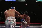 Robinson Castellano noquea a Yuriorkis Gamboa asalto 8 en el Hotel MGM de la Cuidad de Las Vegas Nevada