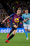 Ivan Rakitic of FC Barcelona in action during the La Liga 2018-19 match between FC Barcelona and RC Celta de Vigo at Camp Nou on 22 December 2018 in Barcelona, Spain. Photo by Vicens Gimenez / Power Sport Images