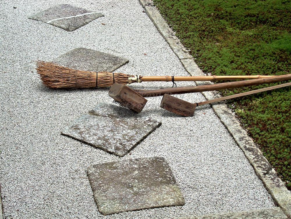 Zen Gardener's Tools