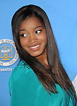 Keke Plamer at the 40th NAACP Image Awards Nomination Announcement press conference Held at the Beverly Hilton Hotel Beverly Hills, Ca. January 7, 2009. Fitzroy Barrett