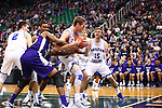 2015-2016 BYU Basketball vs Weber State