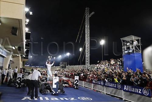 03.04.2016. Sakhir, Bahrain. F1  Grand Prix of Bahrain. Winner 6 Nico Rosberg (GER, Mercedes AMG Petronas Formula One Team