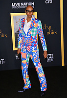"LOS ANGELES, CA. September 24, 2018: RuPaul at the Los Angeles premiere for ""A Star Is Born"" at the Shrine Auditorium.<br /> Picture: Paul Smith/Featureflash"