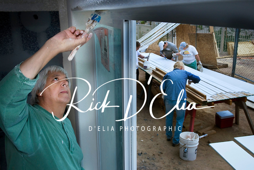 Third installment of SMG construction in Fall 2009. Rick D'Elia