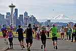 SEATTLE ROCK 'N' ROLL MARATHON