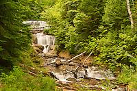 Sable Falls, Grand Marais, Michigan