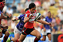 Hirotoki Onozawa (JPN),.JUNE 17, 2012 - Rugby : IRB Pacific Nations Cup 2012 match between Japan 26-27 Samoa at Chichibunomiya Rugby Stadium, Tokyo, Japan. (Photo by Jun Tsukida/AFLO SPORT) [0003]