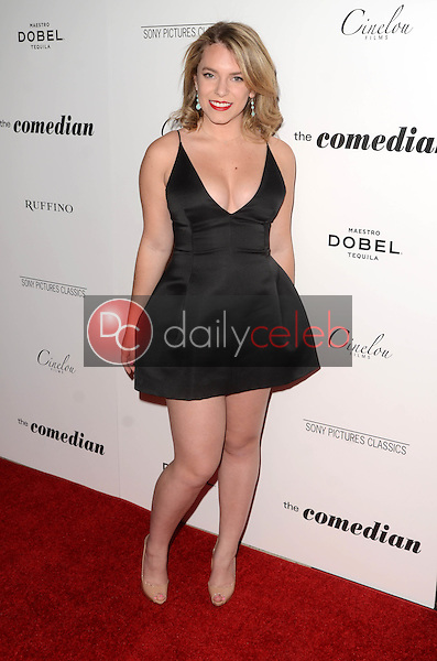 """Renee Willet<br /> at """"The Comedian"""" Los Angeles Premiere, Pacific Design Center, West Hollywood, CA 01-27-17<br /> David Edwards/DailyCeleb.com 818-249-4998"""