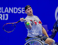 Rotterdam, Netherlands, December 12, 2017, Topsportcentrum, Ned. Loterij NK Tennis,  Wheelchair, Ricky Molier (NED)<br /> Photo: Tennisimages/Henk Koster