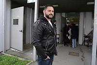 Roma, 14 Novembre 2019<br /> Aula Bunker di Rebibbia<br /> Riccardo Casamassima.